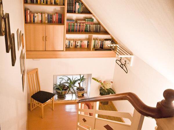 Treppe-Eingang
